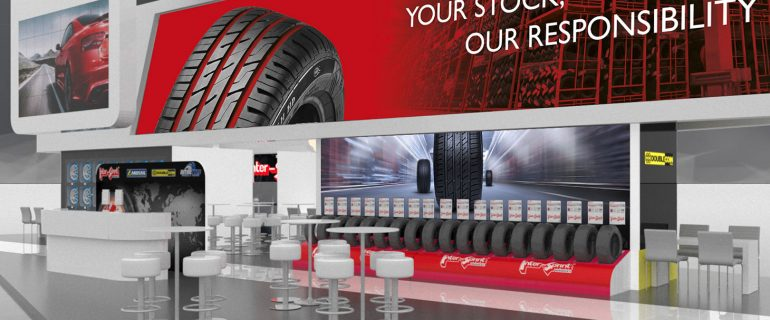Stand Tire Cologne